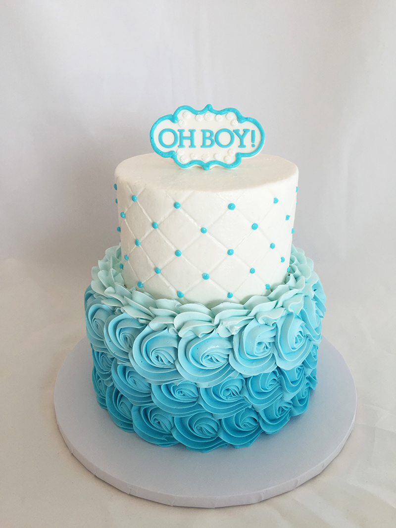 Baby Shower All Things Cake