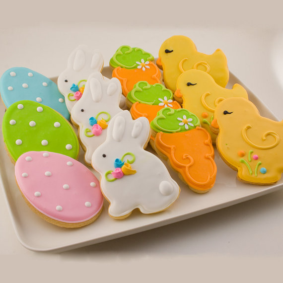 Decorating 101: SOLD OUT-Easter Cookie Decorating 101