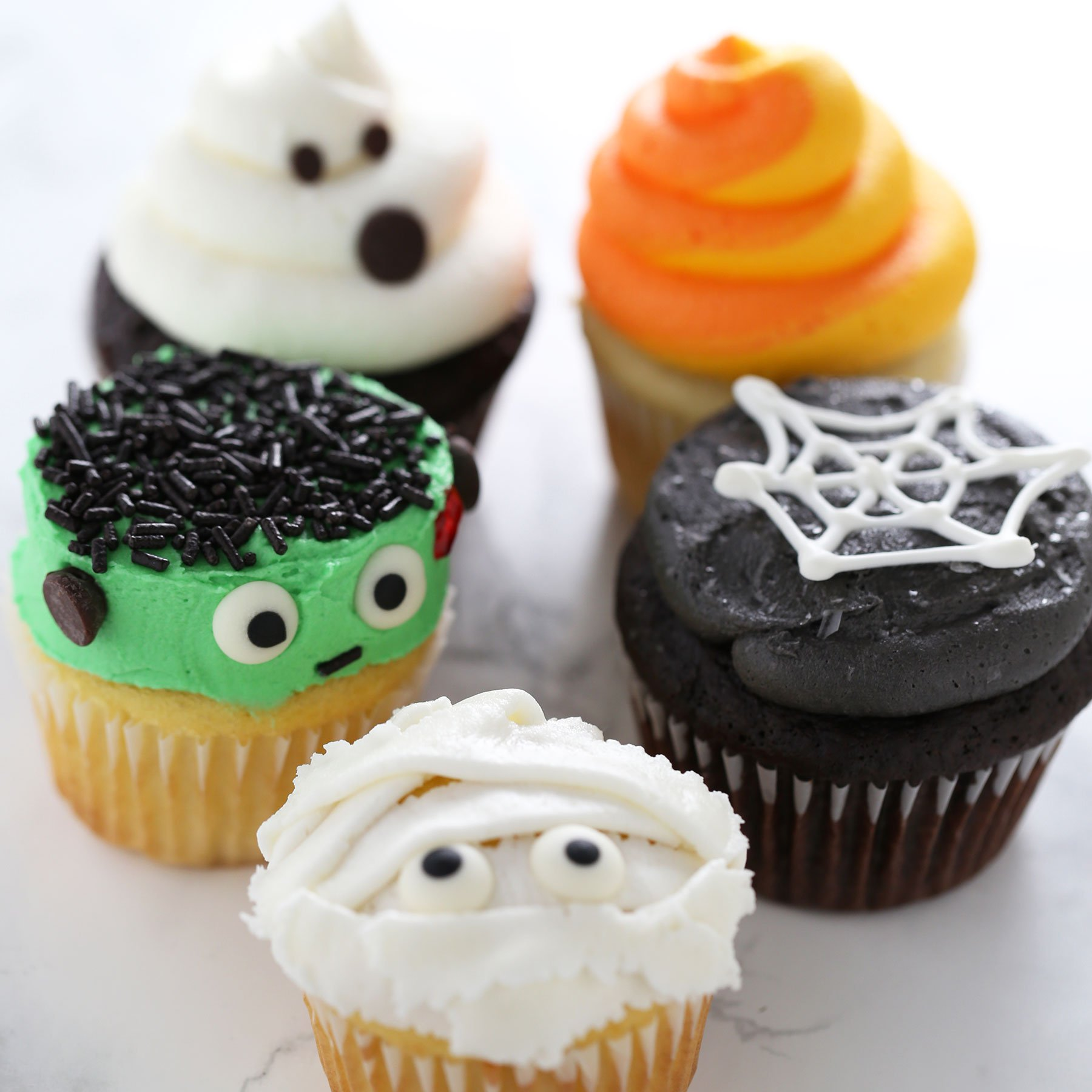 Sold Out Halloween Cupcakes Kids Class 4pm All Things Cake
